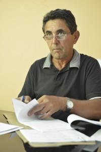 Data: 09/03/2016 - ES - Ponto Belo - Jaime Santos Oliveira Junior, defensor público em Ponto Belo - Editoria: Cidades - Foto: Edson Chagas - GZ