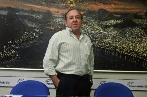 João Elvécio Faé é presidente do Sindivarejista