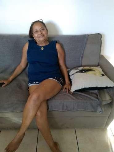 Suely Marta, de 55 anos, faz tratamento para sintomas da menopausa