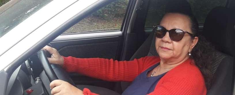 Denize Martins, 65 anos