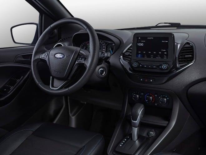 Ka e Ecosport ganham edição especial de 100 anos da Ford no