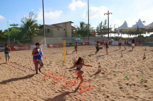 Arena de Verão leva diversão a Aracruz