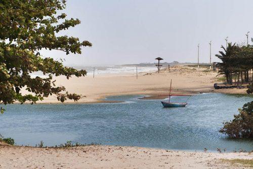 Presidente Kennedy o último balneário do litoral sul capixaba