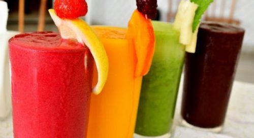 Refresque-se com nossa seleção de sucos e bebidas geladas