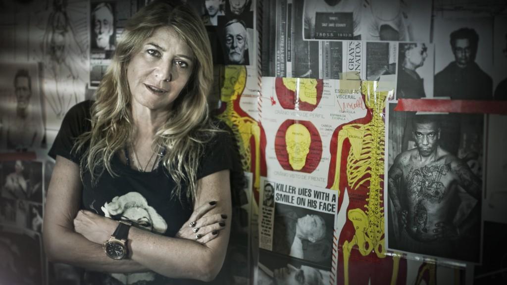 Ilana Casoy, criminalista, escritora e especialista em traçar perfis de serial killers